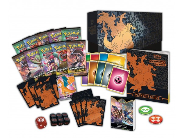 POKEMON TCG CHAMPION'S PATH ELITE TRAINER BOX