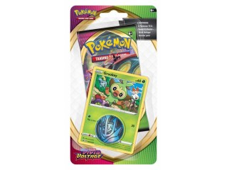 POKEMON TCG S&S VIVID VOLTAGE CHECKLANE BOOSTER PACK GROOKEYL KART SETI 10'LU