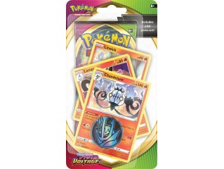 POKEMON TCG S&S VIVID VOLTAGE V2 PREMIUM CHECKLANE 3 ÖZEL KART + BOOSTER