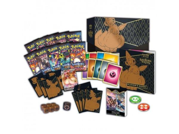 Pokemon Tcg Shining Fates Elite Trainer Box