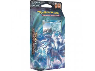 POKEMON TCG SUN AND MOON BURNING SHADOWS LUMINOUS FROST 60LI ORJINAL KARTLAR