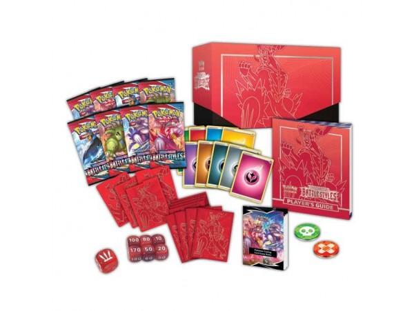 Pokemon Tcg Sword & Shield Battle Styles Elite Trainer Box - Single Strike Urshifu