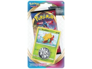 POKEMON TCG: SWORD & SHIELD CHECKLANE BOOSTER PACK GOSSIFLEUR KART SETI 10'LU (ORJINAL URUN)