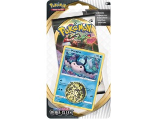 POKEMON TCG: SWORD & SHIELD CHECKLANE BOOSTER PACK MANTINE KART SETI 10'LU (ORJINAL URUN)