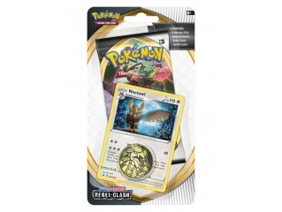 POKEMON TCG: SWORD & SHIELD CHECKLANE BOOSTER PACK NOCTOWL KART SETI 10'LU (ORJINAL URUN)