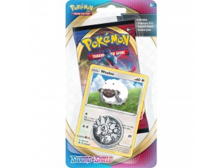 POKEMON TCG: SWORD & SHIELD CHECKLANE BOOSTER PACK WOOLOO KART SETI 10'LU (ORJINAL URUN)