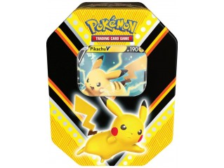 Pokemon Tcg V Powers Tin Pikachu