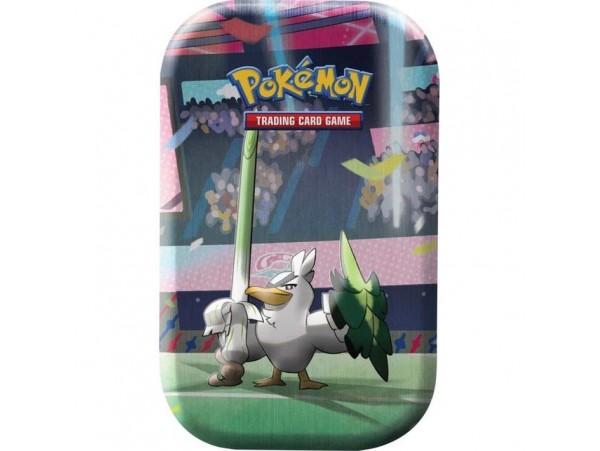 Pokemon Tgc Galar Power Mini Tin Sirfetch'd Temali