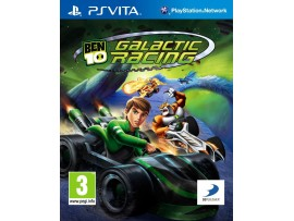 PS VITA BEN 10 GALACTIC RACING