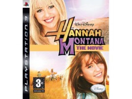 PS3 DISNEY HANNAH MONTANA THE MOVIE