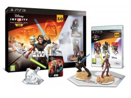 PS3 DISNEY INFINITY 3.0 STAR WARS STARTER PACK
