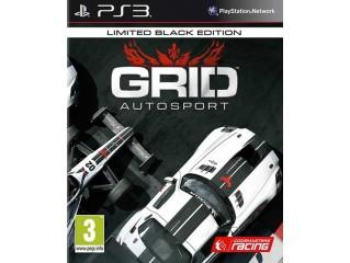 PS3 GRID AUTOSPORT LIMITED BLACK EDITION