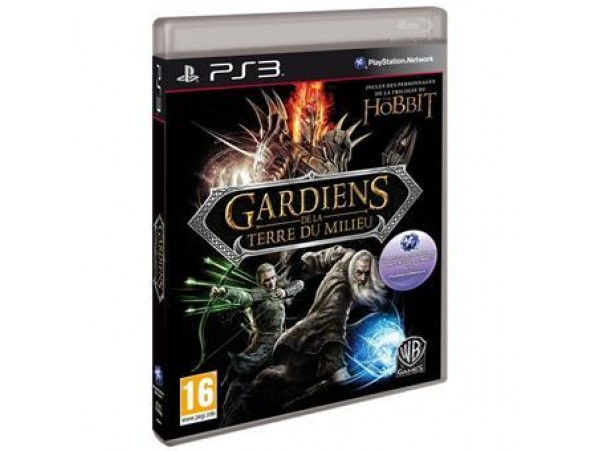 PS3 GUARDIANS OF MIDDLE-EARTH