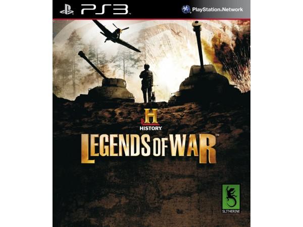 PS3 HISTORY LEGENDS OF WAR