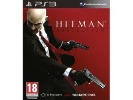 PS3 HITMAN ABSOLUTION
