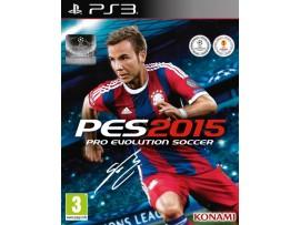PS3 PES 2015
