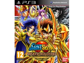 PS3 SAINT SEIYA BRAVE SOLDIERS