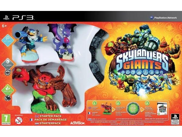 PS3 SKYLANDERS GIANTS STARTER PACK