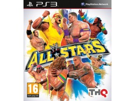 PS3 WWE ALL STARS AMERIKAN GURESI