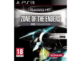 PS3 ZONE OF THE ENDERS HD COLLECTION OYUNU
