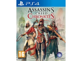 PS4 ASSASSINS CREED CHRONICLES