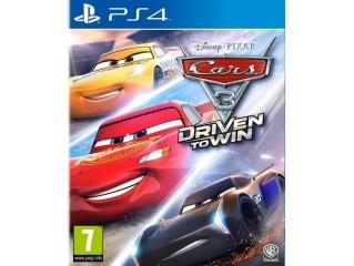 PS4 CARS 3 DRIVEN TOWIN