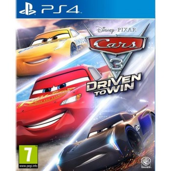 PS4 CARS 3 DRIVEN TOWIN