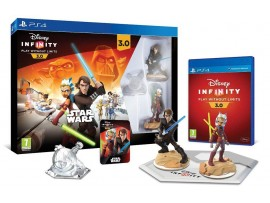 PS4 DISNEY INFINITY 3.0 STAR WARS STARTER PACK