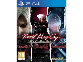 PS4 DMC DEVIL MAY CRY HD COLLECTION