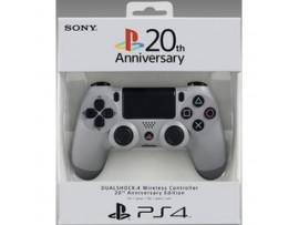 PS4 DUALSHOCK 20. YIL OZEL - 20TH ANNIVERSARY EDITION