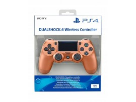 PS4 DUALSHOCK 4 COPPER MIEDZ V2 CONTROLLER