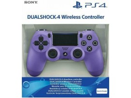 PS4 DUALSHOCK 4 ELECTRIC PURPLE V2 WIRELESS CONTROLLER KOL
