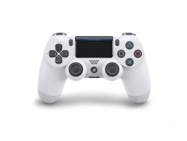 PS4 DUALSHOCK 4 GLACIER WHITE V2 WIRELESS CONTROLLER KOL