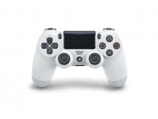 Ps4 Dualshock 4 Glacier White V2 Wireless Controller Kol Sony Eurasia