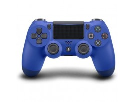 PS4 DUALSHOCK 4 WAVE BLUE V2 WIRELESS CONTROLLER KOL