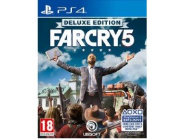 PS4 FAR CRY 5 DELUXE EDITION