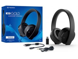 PS4 GOLD WIRELESS HEADSET KULAKLIK