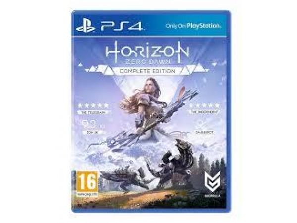 PS4 HORIZON ZERO DAWN COMPLETE EDITION