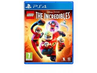 PS4 LEGO DISNEY THE INCREDIBLES