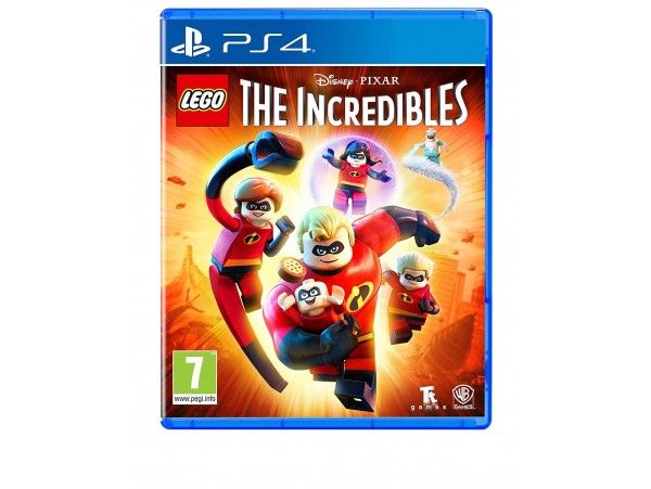 PS4 LEGO DISNEY THE INCREDIBLES