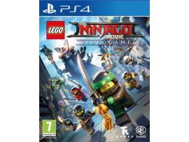 PS4 LEGO THE NINJAGO MOVIE VIDEO GAME