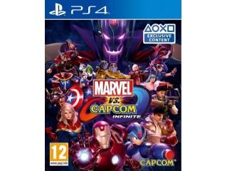 Ps4 Marvel Vs. Capcom Infinite