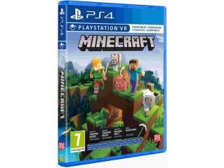 Ps4 Minecraft Starter Collection 700 Token + Vr Uyumlu