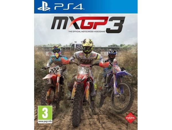 PS4 MXGP 3 MOTOCROSS