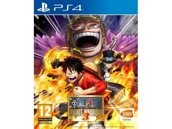 PS4 ONE PIECE PIRATE WARRIORS 3