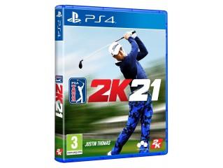 Ps4 Pga Tour 2k21 Golf Oyunu