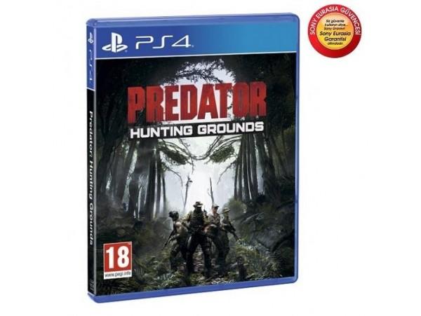 Ps4 Predator Hunting Grounds Oyunu