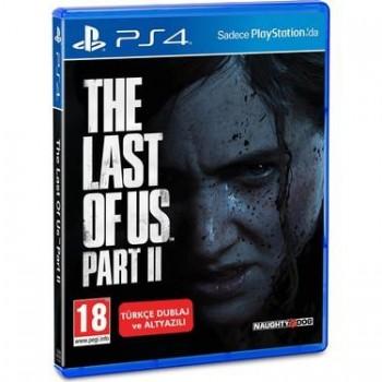 PS4 THE LAST OF US PART 2 TURKCE DUBLAJ