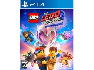 Ps4 The Lego Movie 2 Video Game