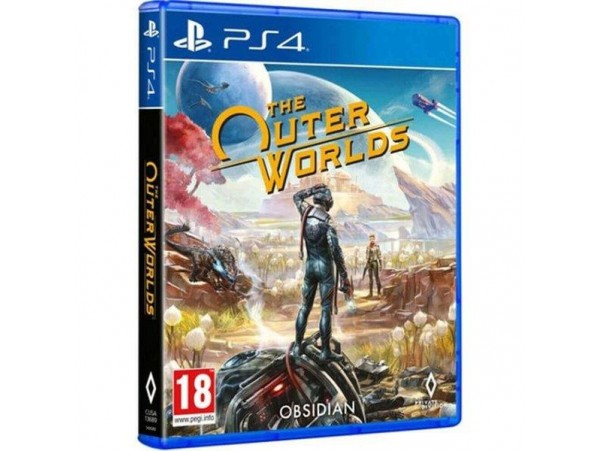 PS4 THE OUTER WORLDS OYUNU